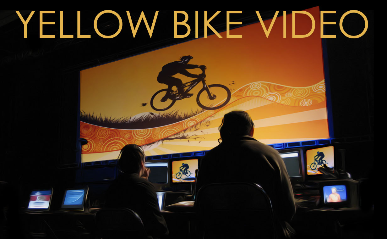 Yellow Bike Video